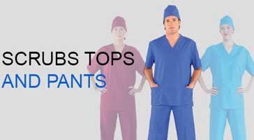 Scrub Tops & Scrub Pants