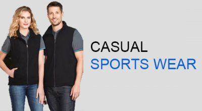 Casual & Sports Wear