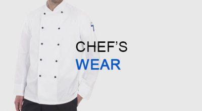 Chef`s Wear
