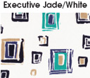 Executive Jade/White