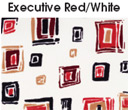 Executive Red/White
