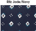 Ritz Jade/Navy