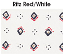 Ritz Red/White
