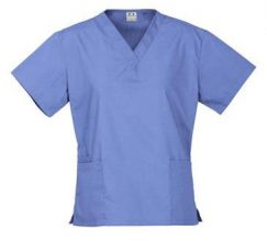 Ladies scrub top stock line uniform shop Melbourne