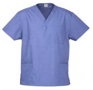 Unisex scrub top scrubs uniform shop Melbourne