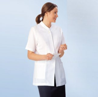 Dental Pharmacy Medical Healthcare button front jacket