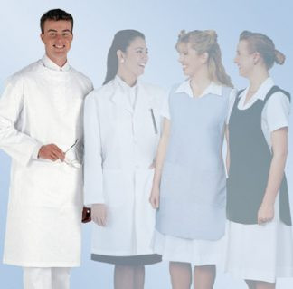 healthcare medical gown