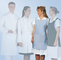 popover apron side ties protective apron medical apron healthcare apron