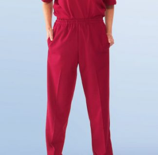 Ladies scrub pant scrubs