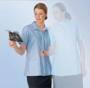 Dental Nurse Medical Healthcare zip front jacket
