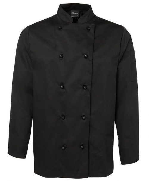 5cvl Vented Chef S Jacket Long Sleeve 49 00 Gst Incl