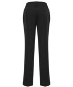 BS508L Black BS508L Ladies Eve Perfect Corporate Pant back