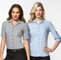 Ladies Zurich Short Sleeve Shirt