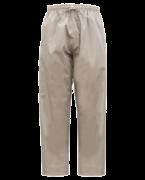 M88002 Latte unisex scrub pant